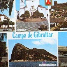 Postales: CAMPO DE GIBRALTAR: CÁDIZ. DIVERSOS ASPECTOS. SUBIRATS CASANOVAS Nº 7 CIRCULADA. Lote 10704244