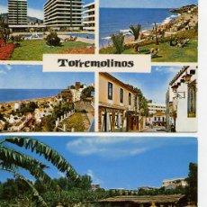 Postales: TORREMOLINOS - 2 POSTALES -. Lote 10720822