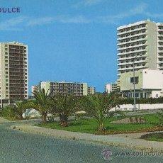Postales: TARJETA POSTAL AGUA DULCE VISTA PARCIAL ALMERIA. Lote 11055288
