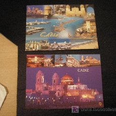 Postales: POSTALES DE CADIZ. Lote 11154308