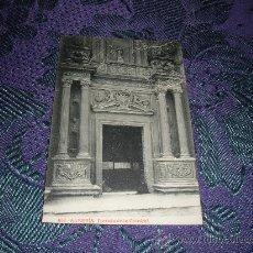 Postales: ALMERIA,PORTADA DE LA CATEDRAL,FOTOTIPIA THOMAS-BARCELONA JOYAS DE ESPAÑA EDICION ALMIRALL. Lote 12042858