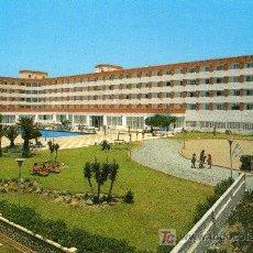Postales: POSTAL DE ROQUETAS DE MAR(ALMERIA). Lote 11215826