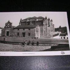 Postales: ARACENA - 15 ( HUELVA ) - IGLESIA PARROQUIAL , FOTO ORIOL. Lote 11610841