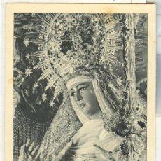 Postales: TARJETA POSTAL DE SEVILLA. NTRA. SRA. DE LA ESPERANZA (TRIANA). FOTO L. ARENAS. FOURNIER. Lote 11666624