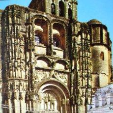 Postales: ARCOS DE LA FRONTERA: CÁDIZ. PARROQUIA DE SANTA MARÍA. FACHADA PRINCIPAL. AÑOS 70. Lote 11716007