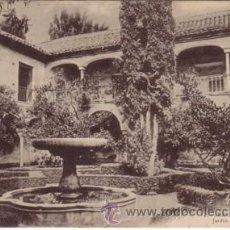 Postales: Nº 2805 POSTAL GRANADA ALHAMBRA JARDINES DE LINDARAJA. Lote 26650746