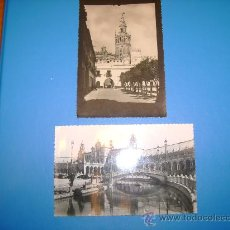 Postales: 5 ANTIGUAS POSTALES DE SEVILLA. Lote 26692110
