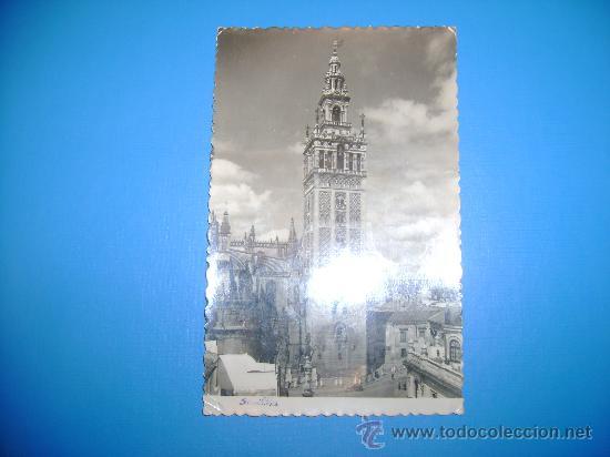 Postales: 5 ANTIGUAS POSTALES DE SEVILLA - Foto 3 - 26692110