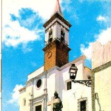 Postales: **AYAMONTE** - PARROQUIA VIRGEN DE LAS ANGUSTIAS - 1969. Lote 25543325