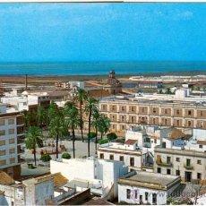 Postales: HUELVA - PANORAMICA DE LA MERCED (1967). Lote 34725286