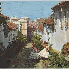 Postales: TARJETA POSTAL DE ALGECIRAS CALLE ROCHA CADIZ. Lote 12392165