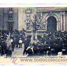 Postales: SEMANA SANTA DE SEVILLA. MANUEL BARREIRO EDITOR. 509. JESÚS ATADO A LA COLUMNA. FABRICA DE TABACOS.. Lote 12478328