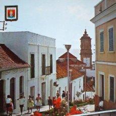 Postales: ALGECIRAS: CÁDIZ . CALLE RUIZ TAGLE. BARRIO SAN ISIDRO. ED. A. SUBIRATS CASANOVAS Nº 17. Lote 12710650