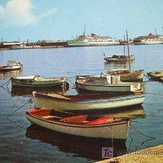Postales: ALGECIRAS: CÁDIZ. VISTA PARCIAL DEL PUERTO. SUBIRATS CASANOVAS Nº 10. Lote 12713387