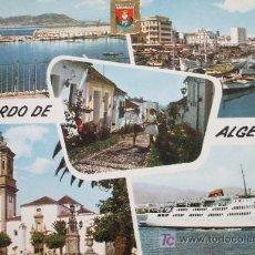 Postales: ALGECIRAS: CÁDIZ. DIVERSOS ASPECTOS. SUBIRATS CASANOVAS Nº 26. Lote 12713403