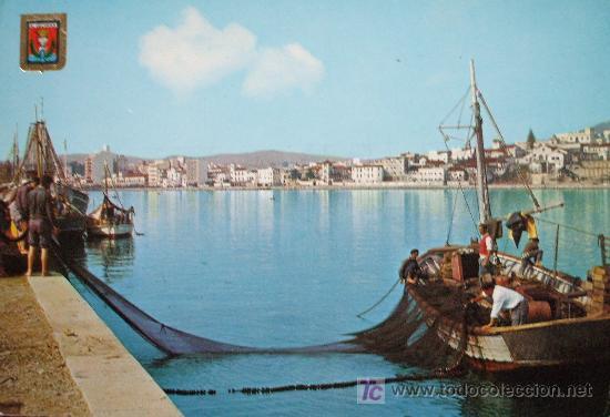 ALGECIRAS: CÁDIZ. PUERTO. FAENAS PESQUERAS. A. SUBIRATS CASANOVAS Nº 8 (Postales - España - Andalucia Moderna (desde 1.940))