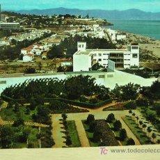 Cartes Postales: + TORREMOLINOS, MALAGA, AÑO 1962. SIN USAR. Lote 13042084