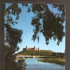 Postales: FUENGIROLA (MALAGA) CASTILLO SOHAIL - ED. ARRIBAS. Lote 13443468