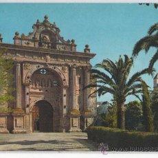 Postales: TARJETA POSTAL DE JEREZ DE LA FRONTERA CARTUJA ENTRADA PRINCIPAL CADIZ. Lote 13477845