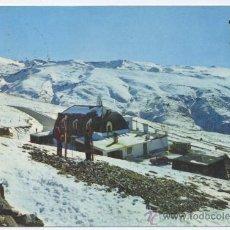 Postales: POSTAL GRANADA - SIERRA NEVADA, RESIDENCIA EDUCACIÓN Y DESCANSO - ZERKOWITZ. Lote 13630849