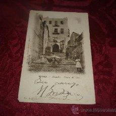 Postcards - malaga alcazaba puerta del cristo,fot de muchart nº 41 r alvarez morales-malaga - 26319283