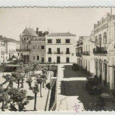 Postales: (PS-11886)POSTAL DE ARACENA(HUELVA)-VISTA PARCIAL PLAZA MARQUES DE ARACENA. Lote 13718880