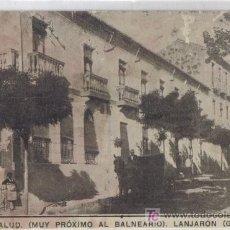 Postkarten - LANJARON (GRANADA) HOTEL SALUD, MUY CERCA DEL BALNEARIO - 27529761