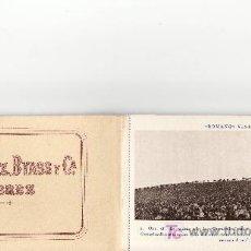 Postales: COLECCION DE 11 POSTALES DE GONZALEZ,BYASS.JEREZ DE LA FRONTERA.. Lote 24536830