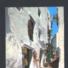 Postales: CASARES. MALAGA. *CALLE TIPICA* EDC. BAENA Nº 1069. CIRCULADA. Lote 14046435