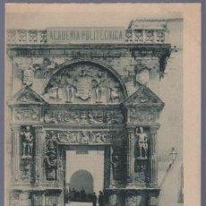 Postales: TARJETA POSTAL ANTIGUA DE CORDOBA. CASA DE JERONIMO PAEZ. Nº835 HAUSER Y MENET. Lote 14053857