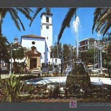 Postales - Fuengirola. Malaga. *Plaza del Generalisimo* Edc. Dominguez nº 22. Circulada - 14081688