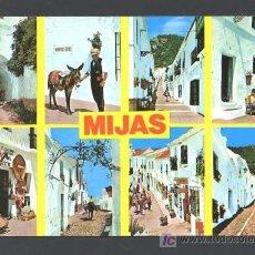 Postales: MIJAS. MALAGA. *MIJAS. COSTA DEL SOL* EDC. BEASCOA Nº 1911. NUEVA. Lote 14104529