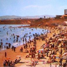 Postales: ALGECIRAS: PLAYA DEL RINCONCILLO. SUBIRATS CASANOVAS Nº 159. AÑOS 70. Lote 14232576