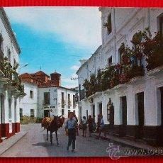 Postales: LAUJAR DE ANDARAX - ALMERIA. Lote 14272387