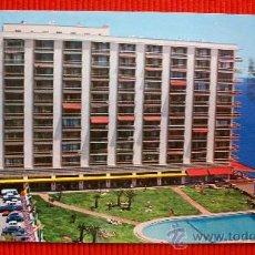 Postales: TORRE DE LA ROCA - TORREMOLINOS - MALAGA. Lote 14384325