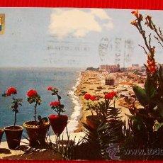 Postales: LA CARIHUELA - TORREMOLINOS - MALAGA. Lote 14429794
