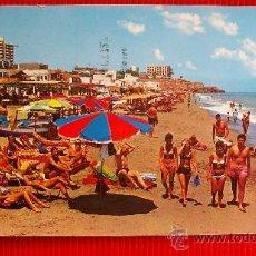 Postales: LA CARIHUELA - TORREMOLINOS - MALAGA. Lote 14430566