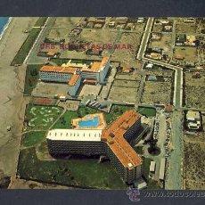 Postales: POSTAL DE ROQUETAS DE MAR (ALMERIA): VISTA AEREA (POST.GALIANA NUM.6). Lote 14496390