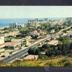 Postales: POSTAL DE TORREMOLINOS (MALAGA): AVENIDA DE MONTEMAR (ED.G.GARRABELLA NUM.10). Lote 14528360