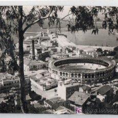 Postales: TARJETA POSTAL DE MALAGA. VISTA DESDE GIBRALFARO. FOTO DIEGO CORTES. Lote 14764418