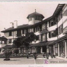 Postales: ALGECIRAS.- HOTEL CRISTINA.. Lote 14879626