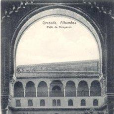 Postales: POST 61 - POSTAL NO CIRCULADA: GRANADA - ALHAMBRA - PATIO DE ARRAYANES - SERIE 484 Nº 16 KNACKSTEIDT. Lote 15007700