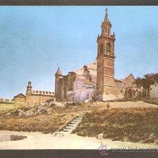 Postales: POSTAL ESTEPA (SEVILLA) IGLESIA DE SANTA MARIA - EXCL. VILLA DE MADRID, ESTEPA - EDITADA, 1967. Lote 24748023