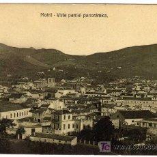 Postales: INTERESANTE Y ANTIGUA POSTAL - MOTRIL (GRANADA) - VISTA PANORAMICA DEL PUEBLO. Lote 18694426