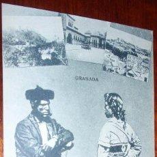 Postales: POSTAL GRANADA ROIG. Lote 20359024