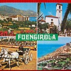 Postales: FUENGIROLA - MALAGA. Lote 15287413