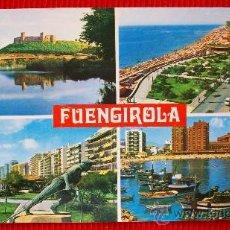 Postales: FUENGIROLA - MALAGA. Lote 15287627