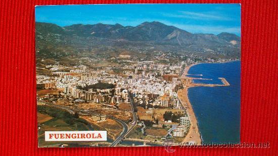 FUENGIROLA - MALAGA (Postales - España - Andalucia Moderna (desde 1.940))