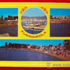 Postales: FUENGIROLA - MALAGA. Lote 15288817