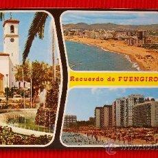 Postales: FUENGIROLA - MALAGA. Lote 15289024